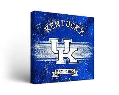 Kentucky Uk Wildcats Canvas Wall Art Banner Design