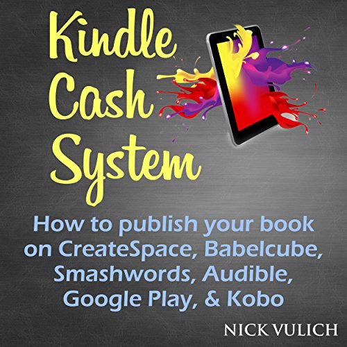 Kindle Cash System audiobook cover art