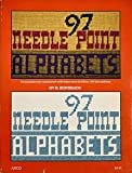 97 Needlepoint Alphabets