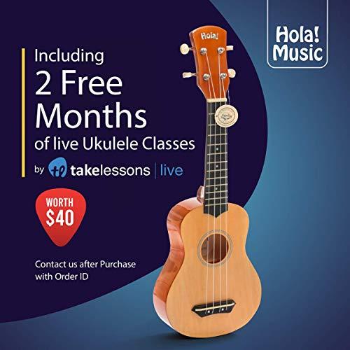Hola! Music HM-21NT Soprano Ukulele