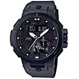 [カシオ] 腕時計 プロトレック 電波ソーラー PRW-7000-8JF メンズ ブラック