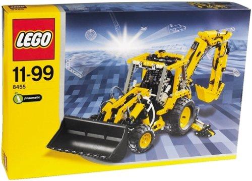 LEGO Creator 8455 - Pneumatik-Bagger