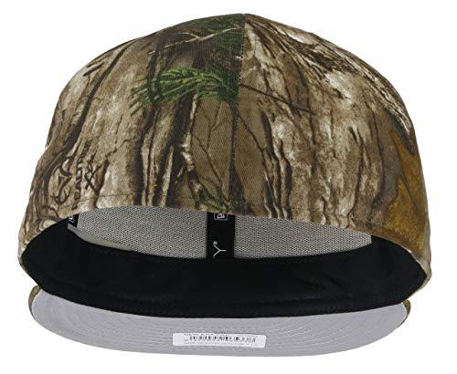 New Era 59fifty Basecap Blank Realtree Camo - 7 1/4-58cm