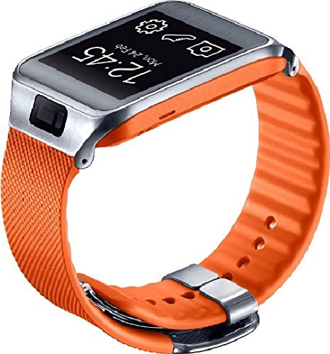 Samsung Gear 2 Smartwatch - Metall/Orange