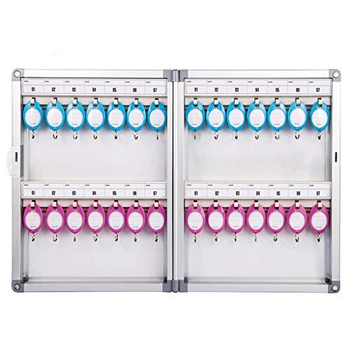 Caja De Claves Combinación Montado En Pared 120 Gabinetes Clave Almacenamiento Seguro De Llaves En Casa O Administración De Oficinas Caja De Almacenamiento Caja De Almacenamiento Aleación De Aluminio