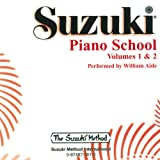 Suzuki Piano School, Volume 1 & Volume 2, Performed by William Aide
