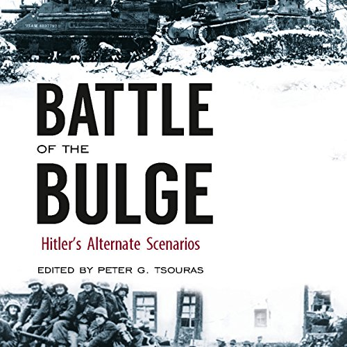 Battle of the Bulge audiobook cover art