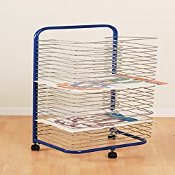Best Art Classroom Drying Rack Review - Constructive Playthings