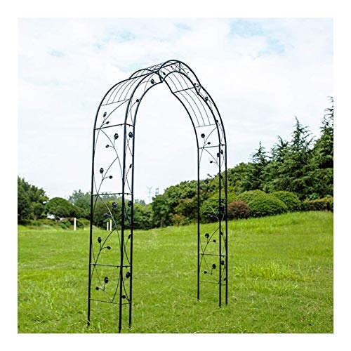 HLZY Garden Furniture Garden Arch Decoration Garden Arch, Decorative Metal Garden Arbor for Climbing Plants, Ideal for Climbing Vines and Plants