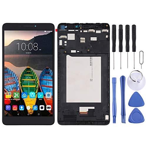Liluyao Partes móviles Pantalla LCD y digitalizador Asamblea Completa con el Marco for Lenovo Yoga Tab 3 Plus / TB7703X ZA1K00700RU (Color : Black)