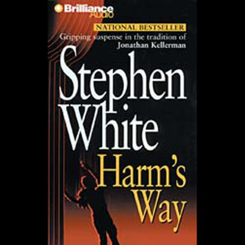 Harm's Way audiobook cover art