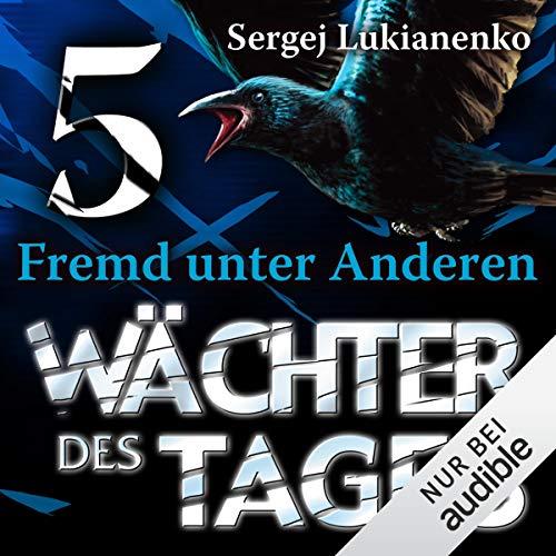 Fremd unter Anderen audiobook cover art
