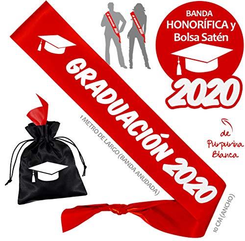 Inedit Festa Graduación Banda Graduación Feliz 2020 Banda Honorífica Feliz Graduación
