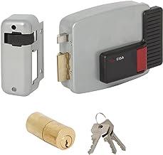 Cisa 1152020 elektrisch slot voor poort 11611, ingang links, 50 mm