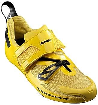 Mavic 216 Men s Cosmic Ultimate Triathlon Cycling Shoes - L378822  Yellow Black/Yellow - 9