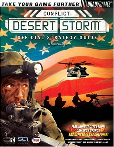 Conflict: Desert Storm™ Official Strategy Guide