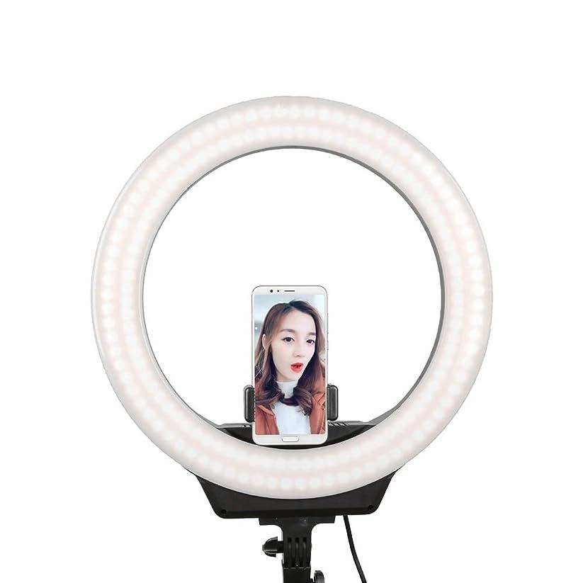パフ衣装リング美容ランプ、LED美容メイクライブ自分撮りネットワーク赤い化粧ランプ、高輝度は目を傷つけない