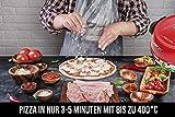 Zoom IMG-2 g3ferrari g10032 forno pizza plus