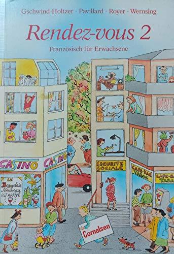 Rendez-vous 1. Bisherige Ausgabe. Folien für den Tageslichtprojektor. Französisch für Erwachsene