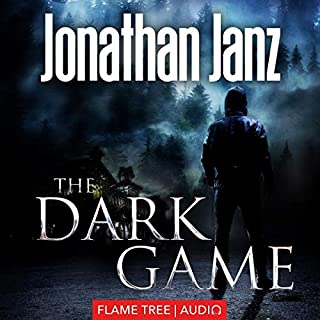 The Dark Game audiobook cover art