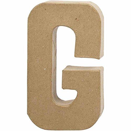 Letter groot H: 20,5 cm G 1 stuk