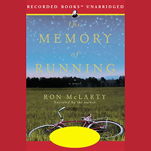 The Memory of Running audiobook cover art