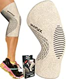 Physix Gear Knee Support Brace - Premium Recovery & Compression Sleeve for Meniscus Tear, ACL, MCL Running &...