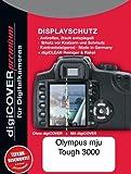 DigiCover Screen Protector Premium f/Olympus mju