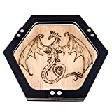Mini Dragon Dice Tray by C4Labs Laser...