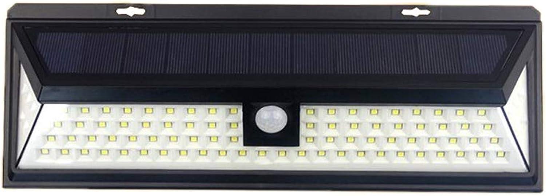 XEX LED Strahler Mit,Scheinwerfer Induktionssolarlicht des Menschlichen Krpers, wasserdichte Gartenhauptwandleuchte Im Freien Gartenparkstraenlaterne (Farbe   Style G)