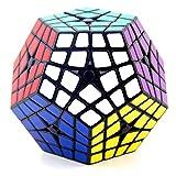 CuberSpeed Shengshou Kilominx Black Magic Cube 4x4 SS Kilominx Speed Cube