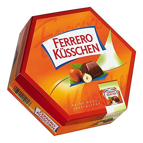 Ferrero Küsschen Klassik, 4er Pack (4 x 178g)