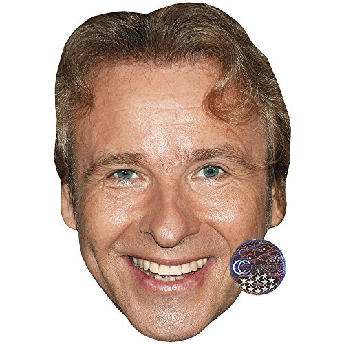 Celebrity Cutouts Thomas Gottschalk Maske aus Karton