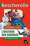 Bescherelle Chronologie de l'histoire des sciences - Des origines à nos jours
