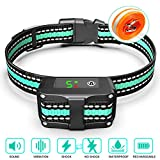 Best Bark Collars For Small Dogs - Valoinus Dog Bark Collar Adjustable Sensitivity and Intensity Review