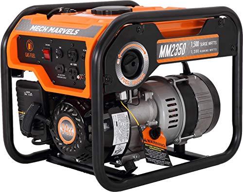Mech Marvels 1500 Watt Portable Power Generator