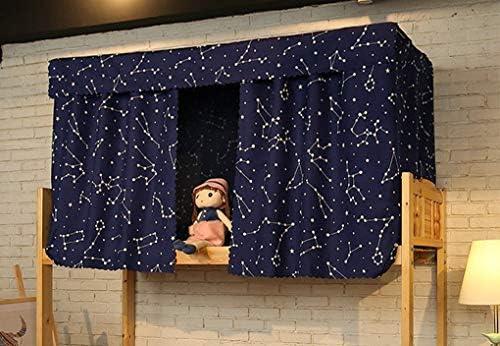 Bunk bed curtains dorm _image0