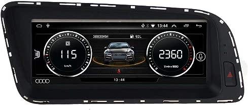 TOPNAVI 8.8Inch Android 6.0 Head Radio for Audi Q5 2010 2011 2012 2013 2014 2015 2016 2017 Car Stereo Radio GPS Navigation WiFi 3G RDS Mirror Link FM Bluetooth