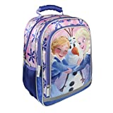 Frozen CD-21-2254 2018 Mochila tipo casual, 40 cm, 1 litro, Multicolor