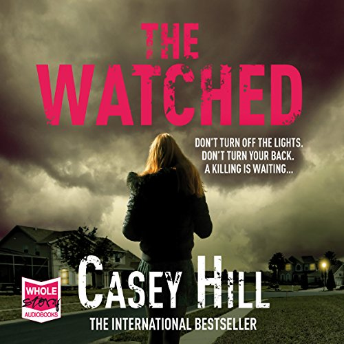 The Watched audiobook cover art