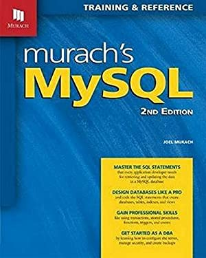 Murach's MySQL, 2nd Edition