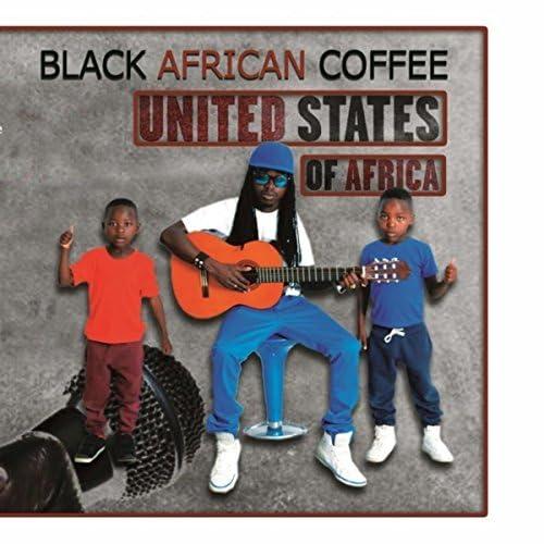 Black African Coffee feat. Lil dogg, LIL KID, Lil greyvan, Kizito & kama b