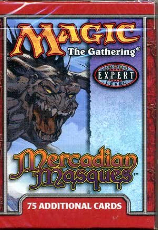 ventas directas de fábrica Magic the Gathering MTG Mercadian Masques Tournament Deck by by by Magic  the Gathering  los últimos modelos