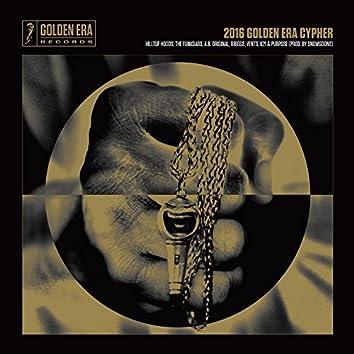 2016 Golden Era Cypher