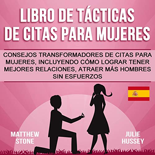 Libro De Tácticas De Citas Para Mujeres [Women's Dating Tactics Book] cover art