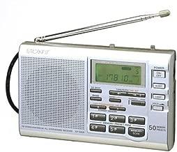SONY World Band Receiver Radio ICF-SW35 | 50 Preset Memory (Japan Import)