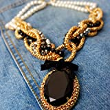 Minfenjia Vintage Court Accessories, Accessories, Accessories, Neck Chains, Sweater Chains.