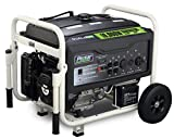 Pulsar PG10000B 10,000W Peak 8,000W Rated Portable Dual Fuel Generator (Gas and LPG) with Electric Start