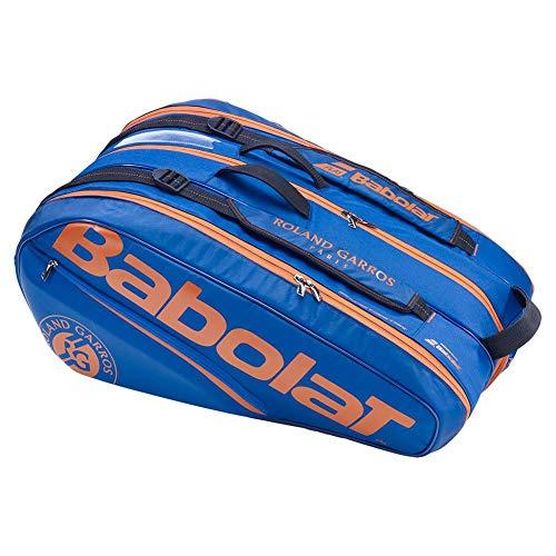 Babolat RH12 Pure RG, Borsone Unisex-Adulto, Blu Scuro, 10-12 Tennisschläger