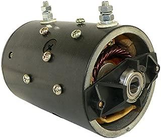DB Electrical LPL0012 Pump Motor for MTE Hydraulics JS Barnes Fenner Fluid Power Venco Lift 12 Volts Reversible/W-8901-P /MUV6203S MUV6301 /39200397 39200482